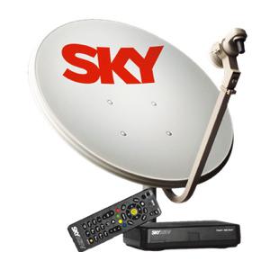 Antena Sky HD Pre Pago