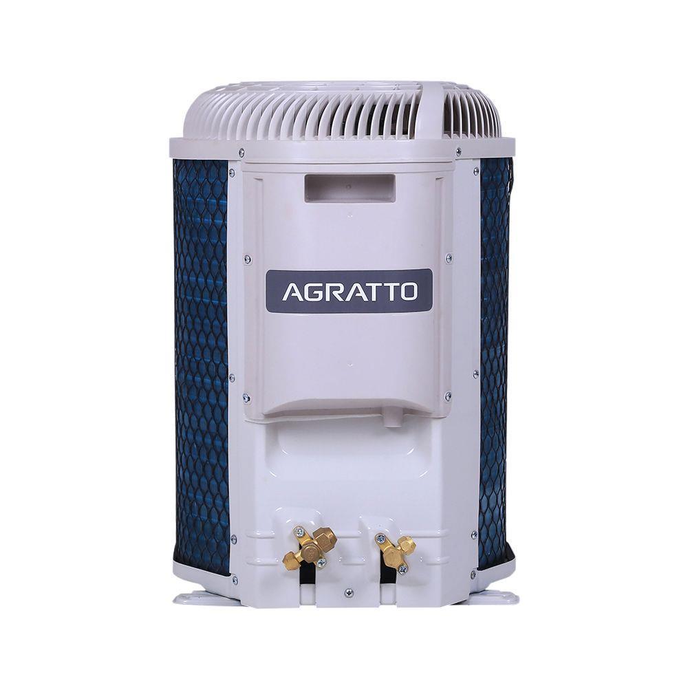 Ar Condicionado Split Eco Top 9.000 BTU/h Frio ECST9FR4-02 - Agratto