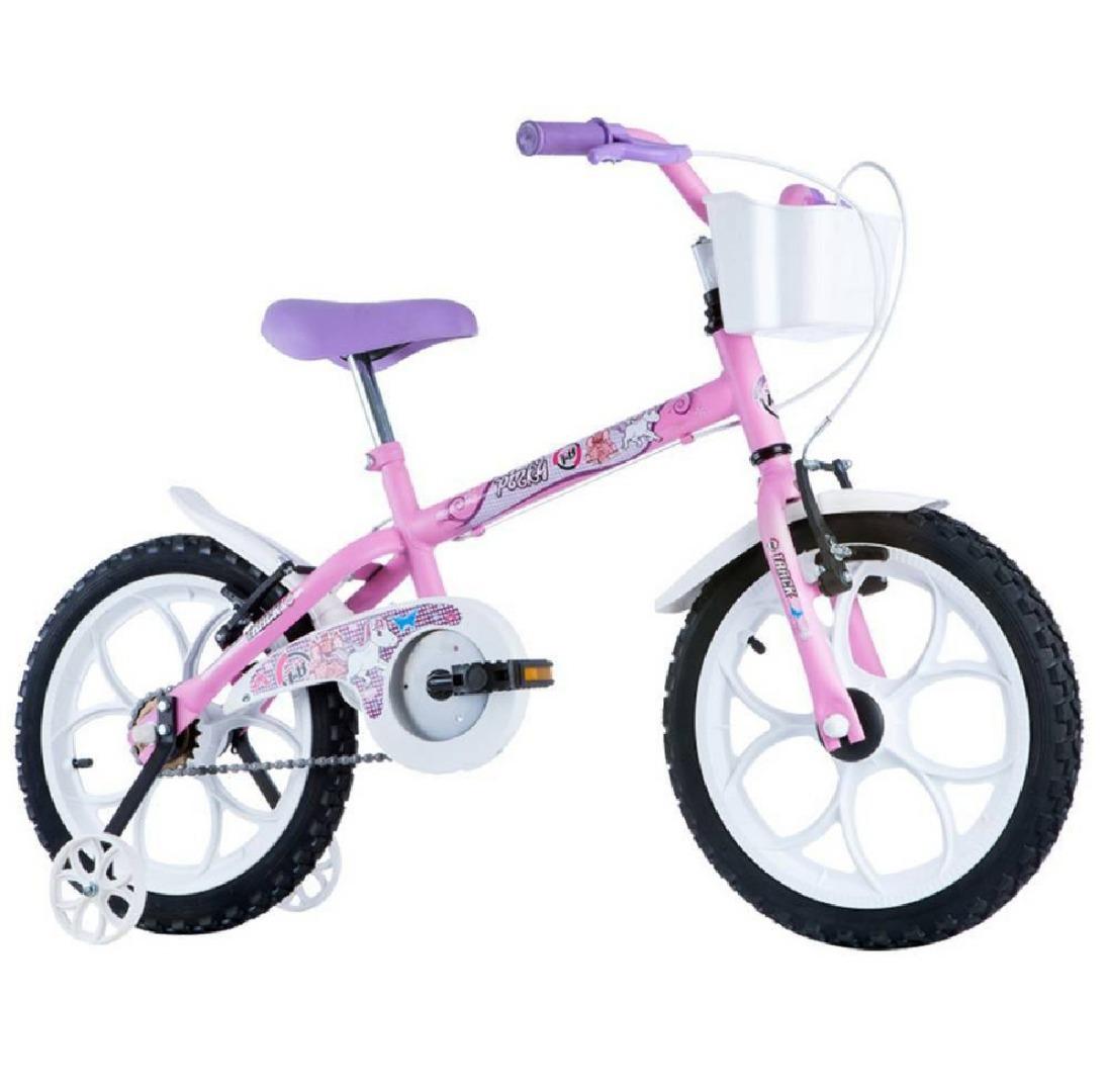 Bicicleta Aro 16 - Modelo PINKY - Track e Bikes