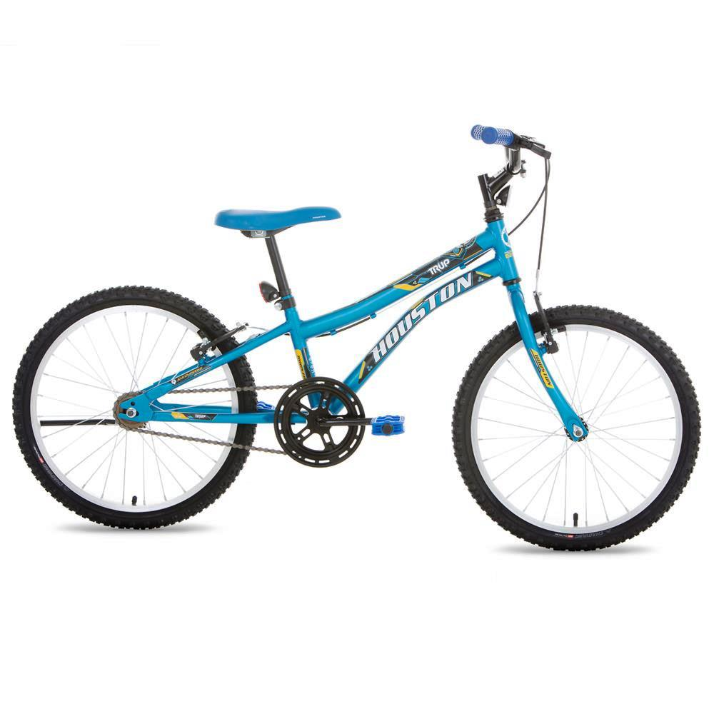 Bicicleta Aro 20 Trup - Houston - Azul