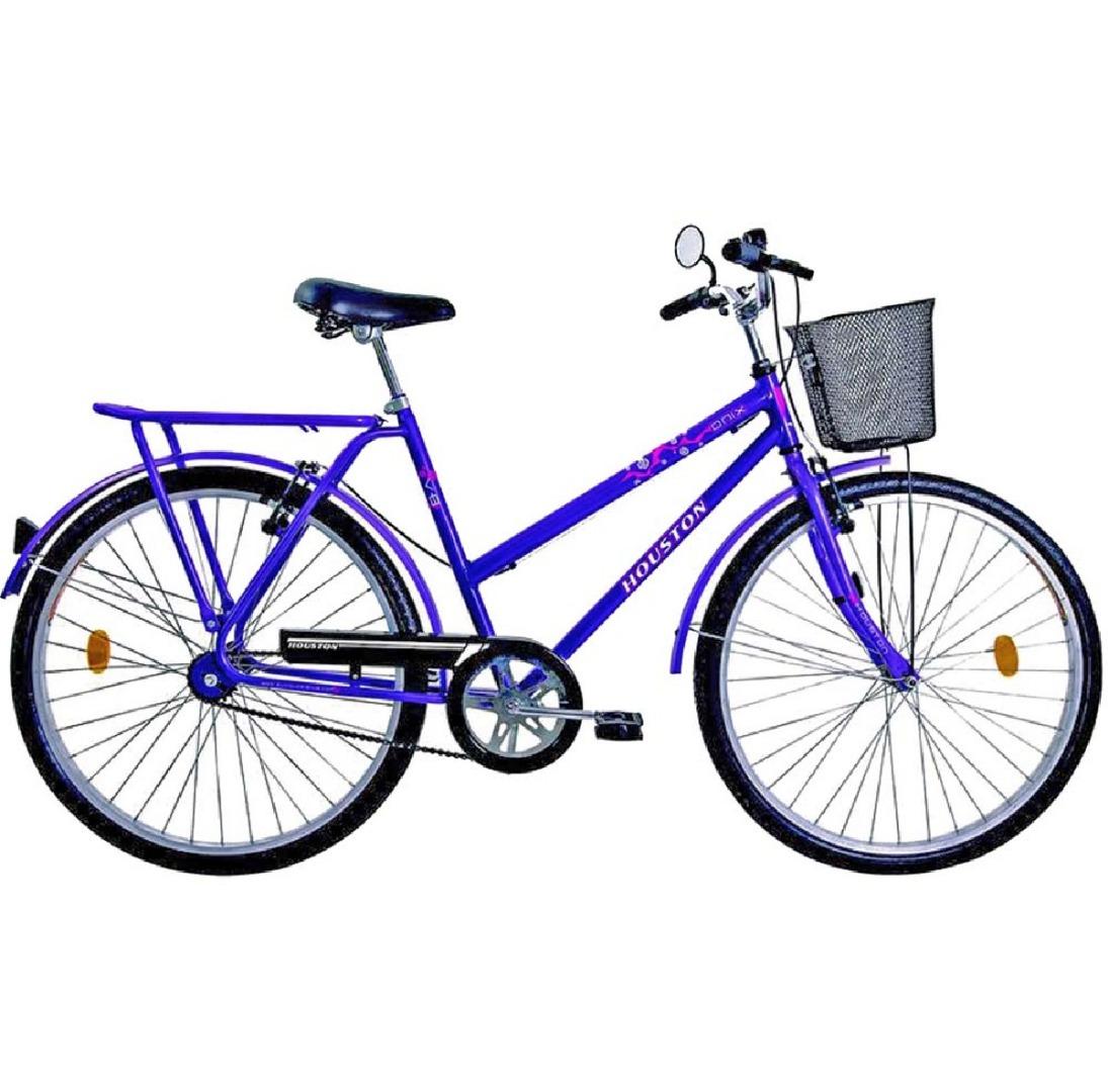 Bicicleta Aro 26 Onix VB SF26CGM Violeta - Houston