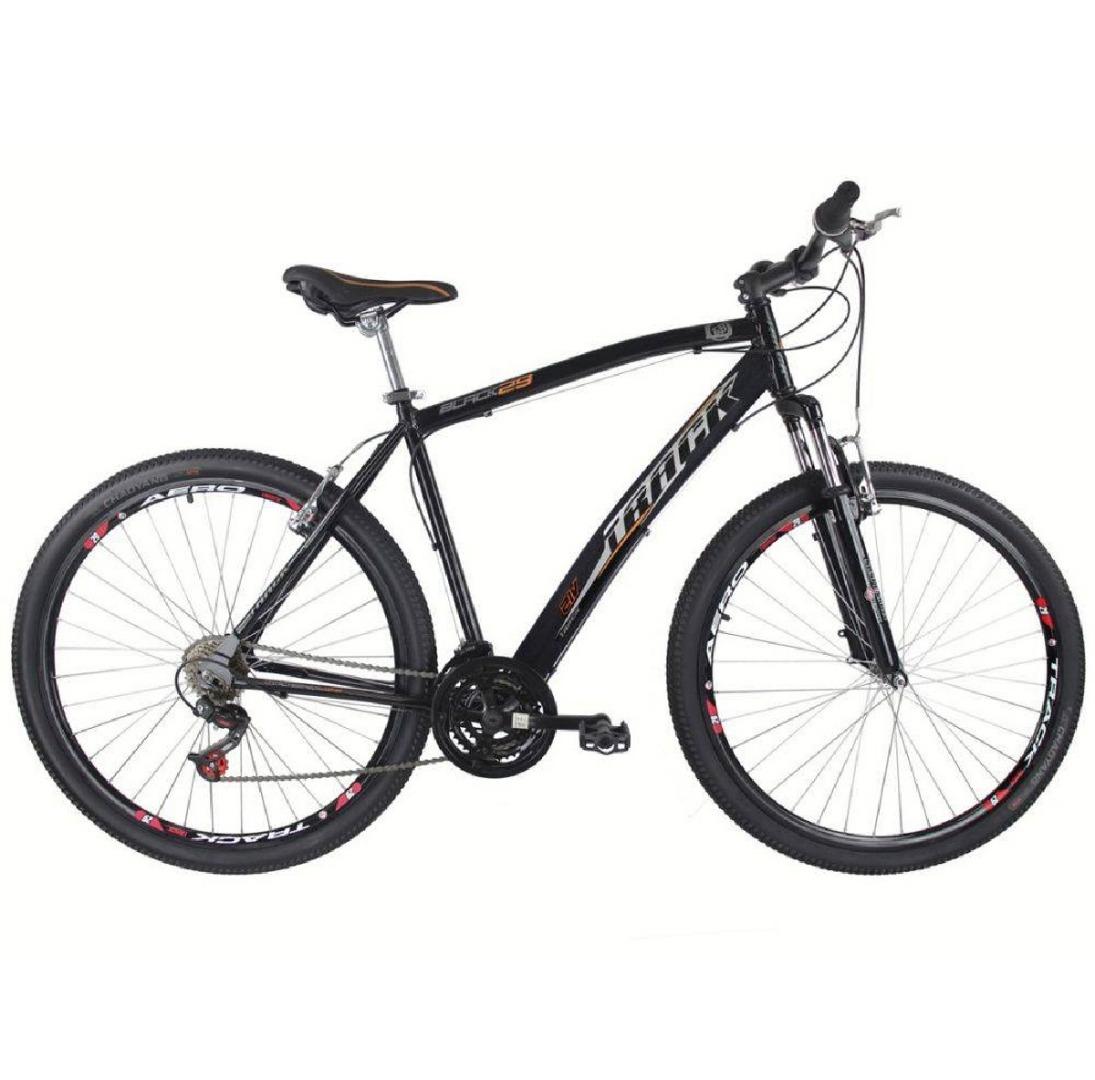 Bicicleta Black Aro 29 Suspensão Dianteira 21V - Track & Bikes