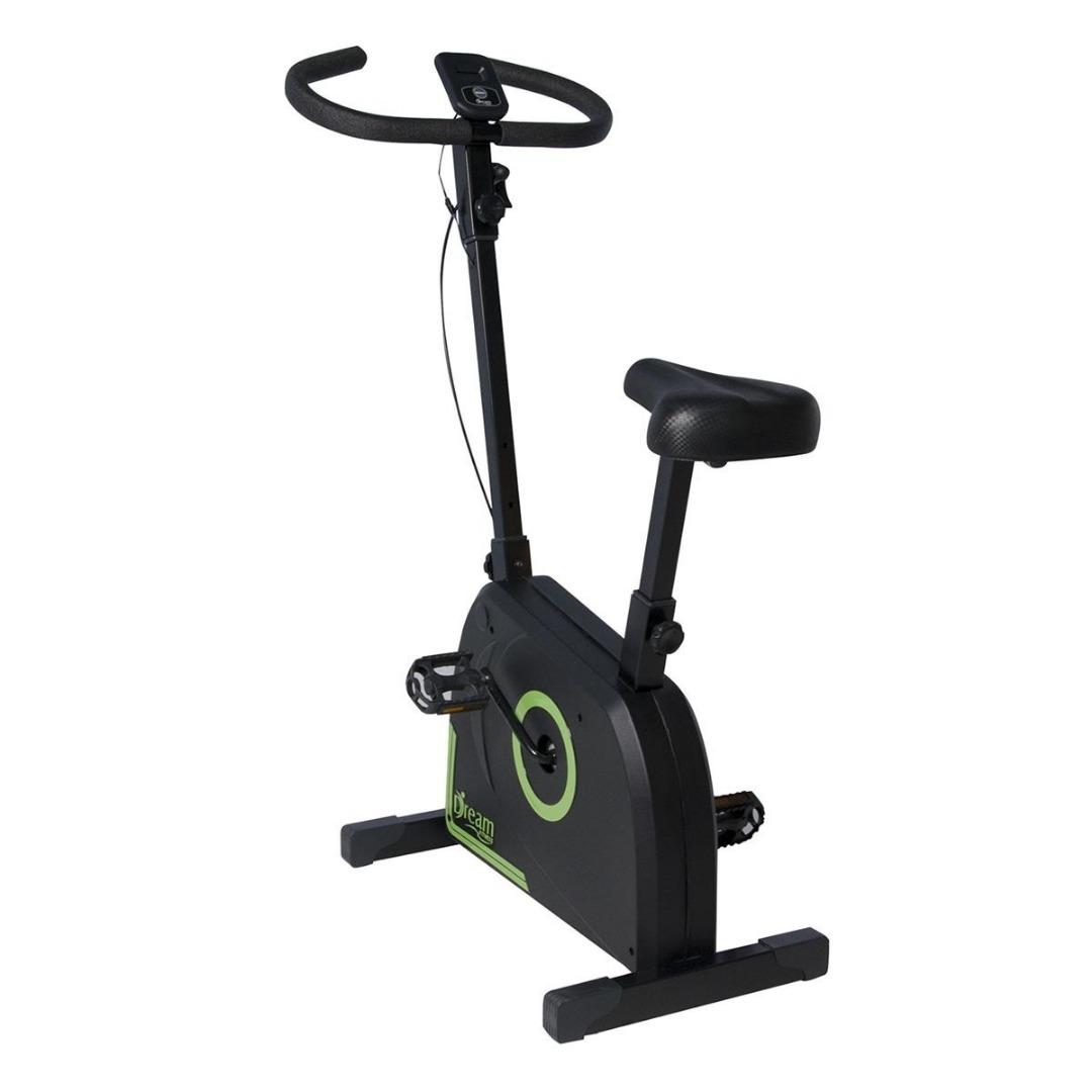 Bicicleta Ergométrica Vertical Concept 550 Preta - Dream