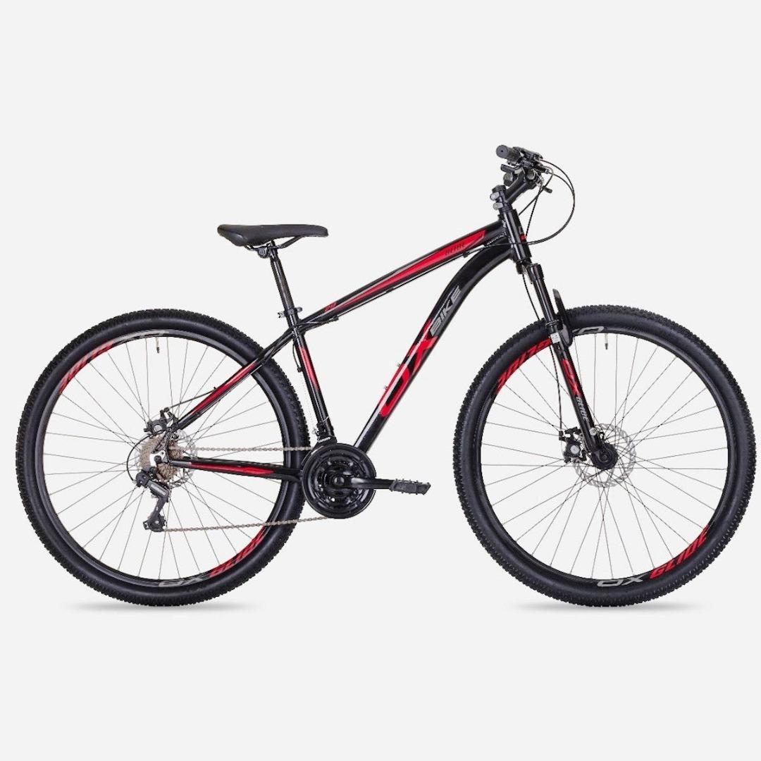 Bicicleta Glide - Aro 29 - Ox - Tam 17 - Preto/Vermelho