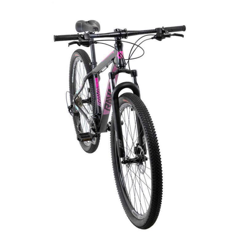Bicicleta Rava - Tsw - Tam 15,5 - 24V - Preto/Rosa