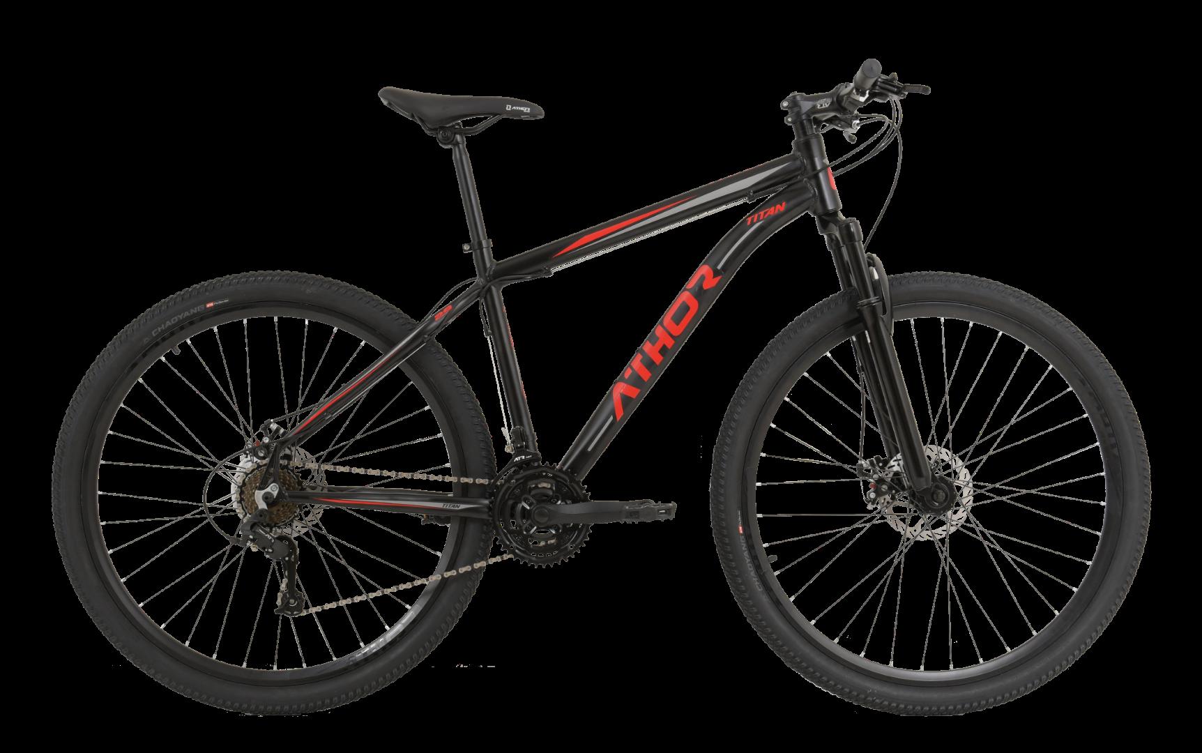 Bicicleta Rider Aro 29 Tam 17 - Athor