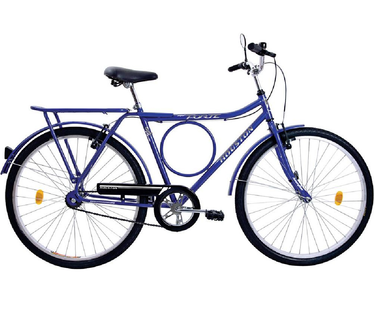 Bicicleta Super Forte VB Aro 26 Azul Copa - Houston