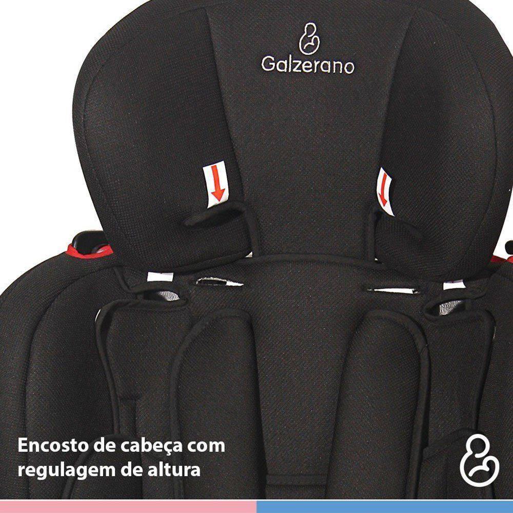 Cadeira Automóvel Dorano - Galzerano -Preto