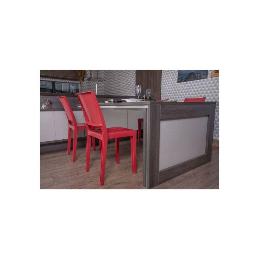 Cadeira Hydra Plus Vermelho Kappesberg