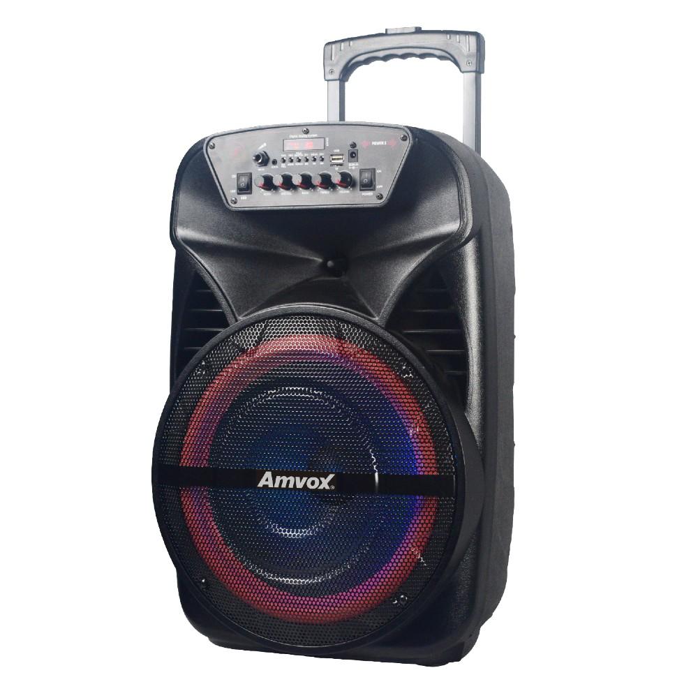 Caixa Amplificada Viper ACA 380 - Amvox