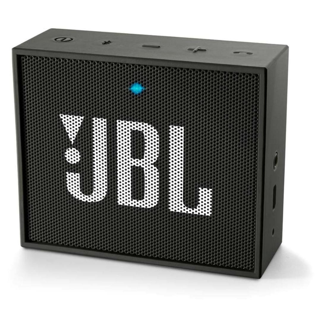 Caixa de Som Portátil Go Wireless - Preta - JBL