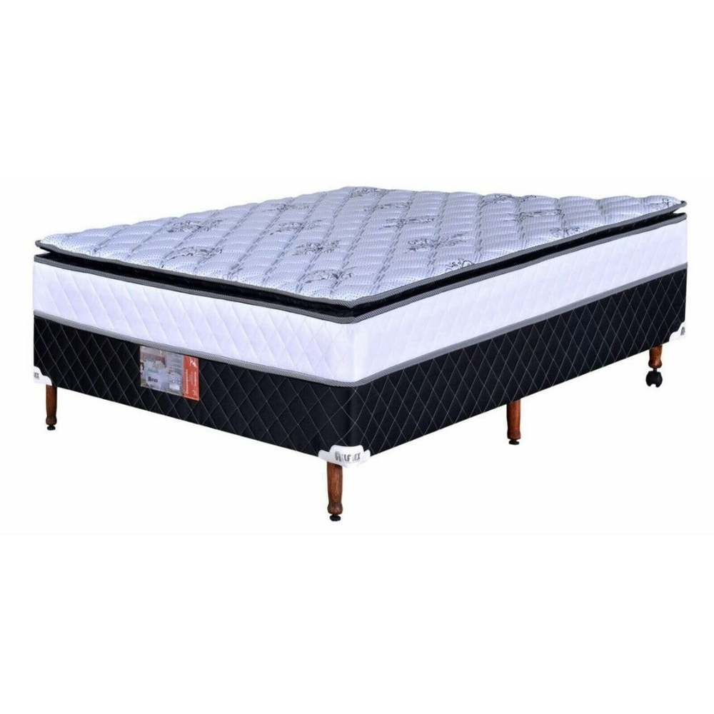 Cama Box - Super Luxo - Allflex