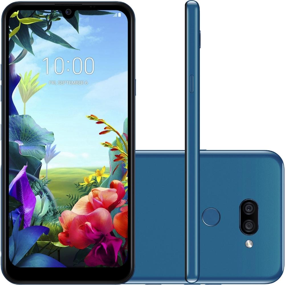 Celular K40S - LG - Azul
