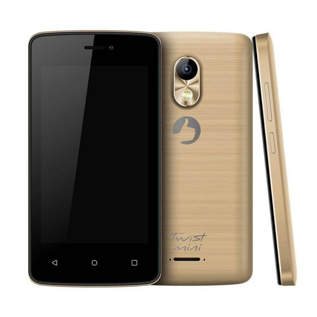 Celular Positivo Twist Mini - 8GB - Dourado