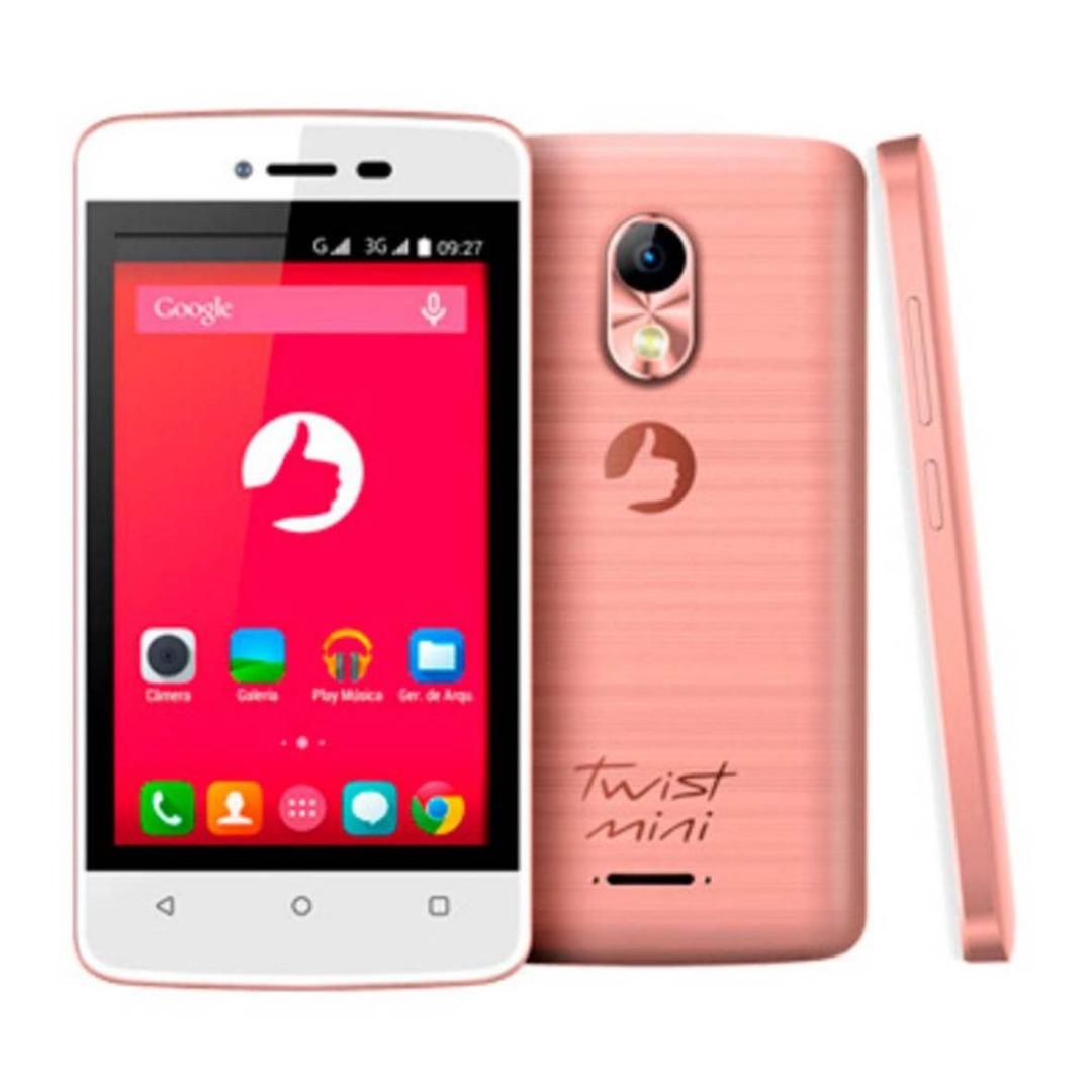 Celular Positivo Twist Mini - 8GB - Rosa