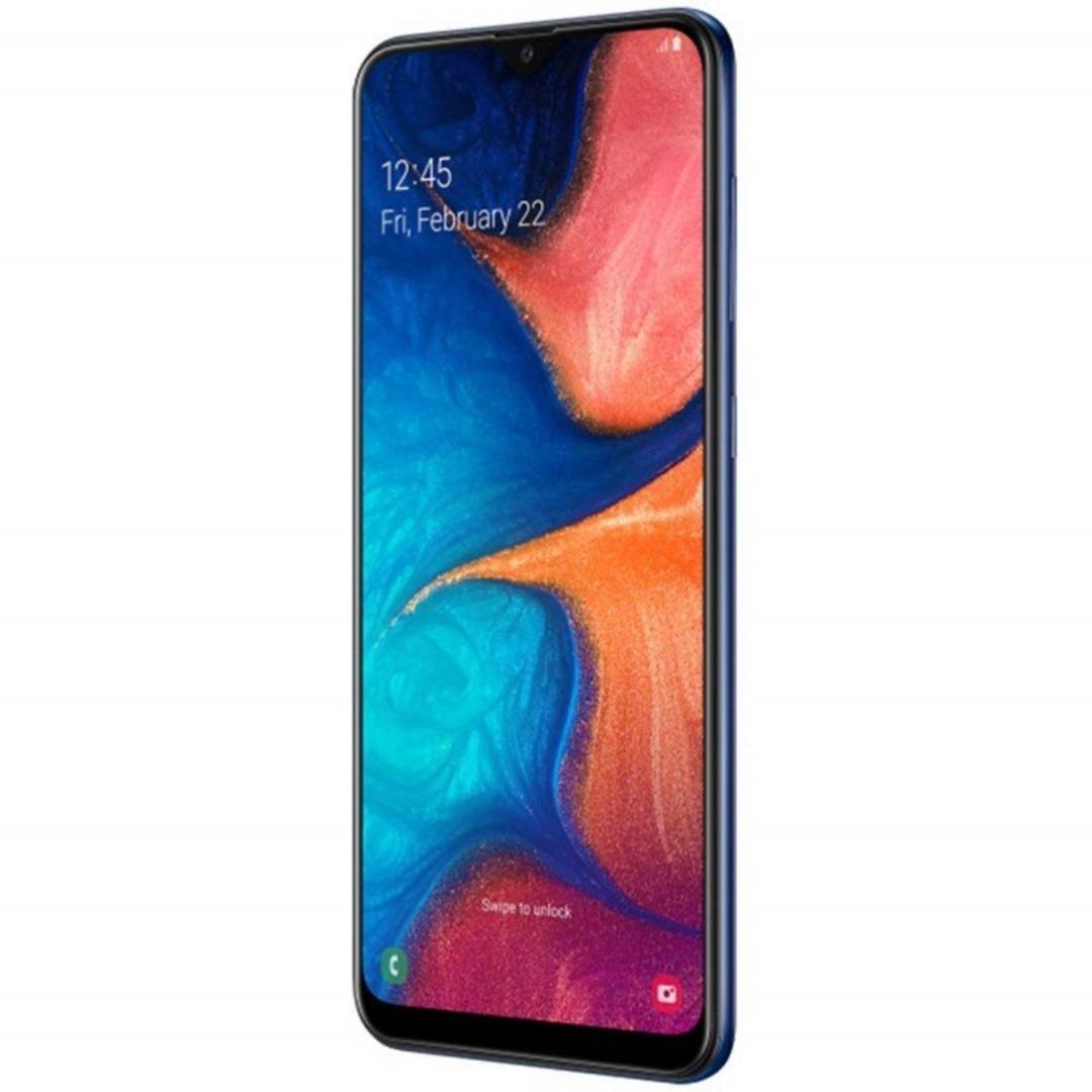 Celular Samsung A20 - 32GB - Azul