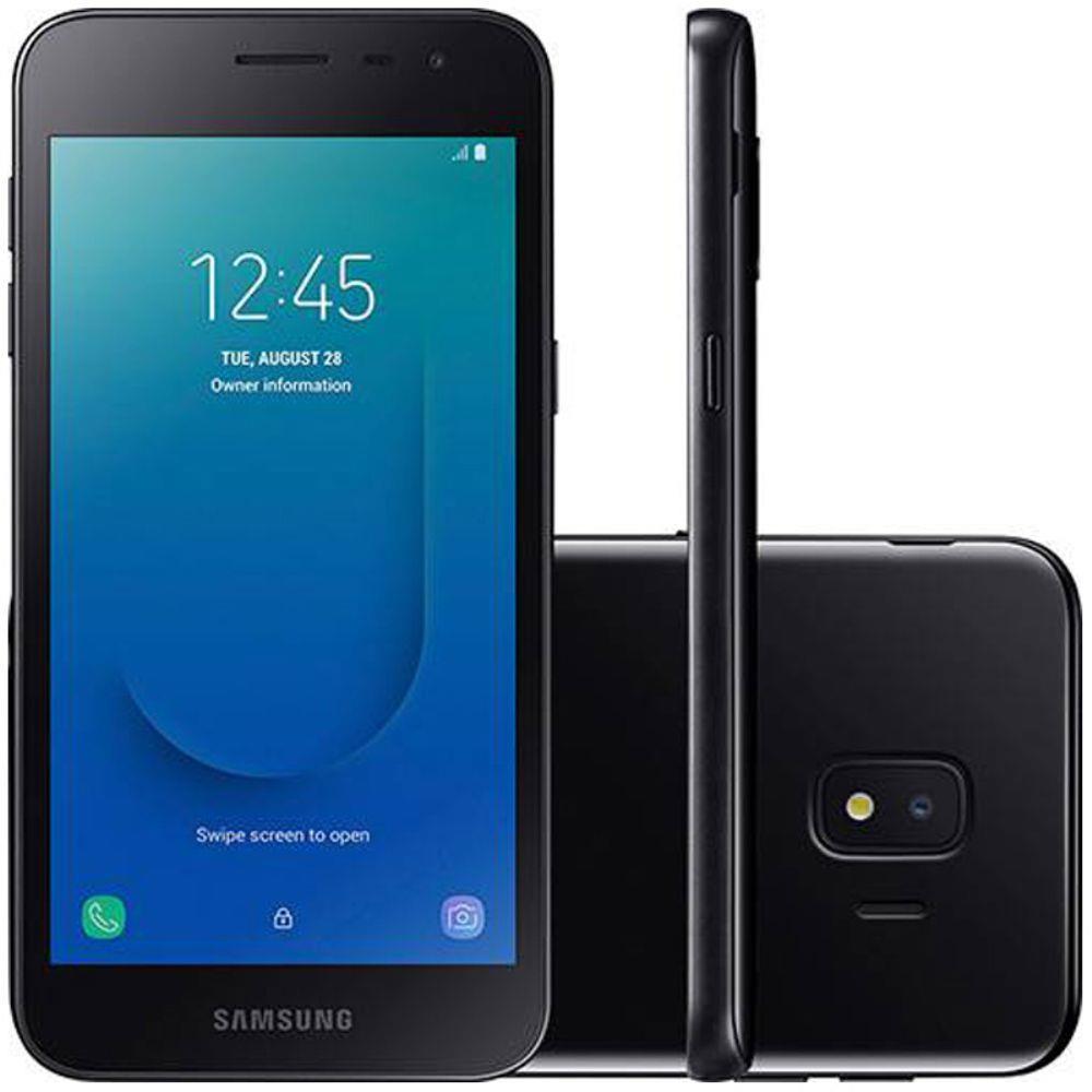 Celular Samsung J2 Core - 16GB - Preto