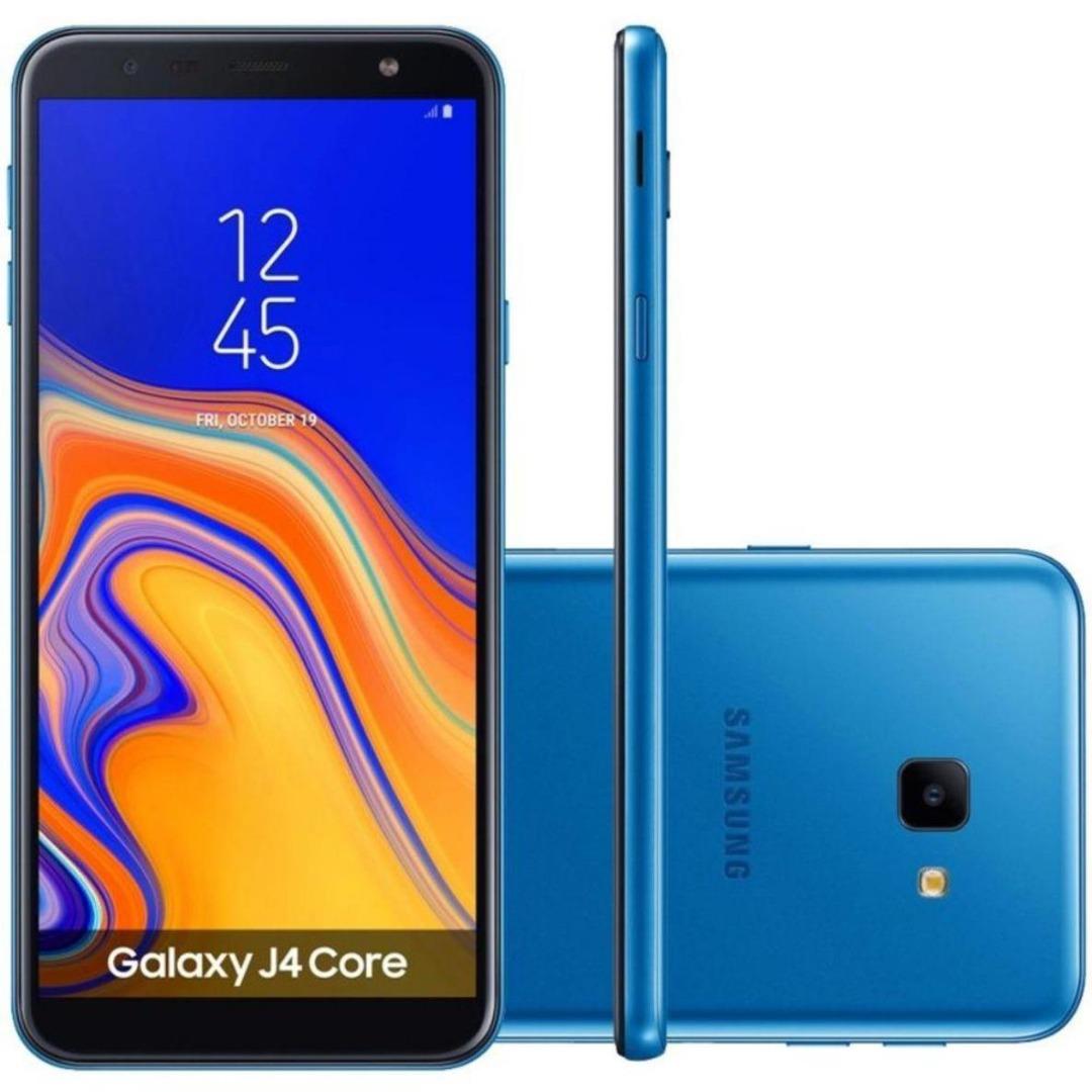 Celular Samsung J4 Core - 16GB -Azul
