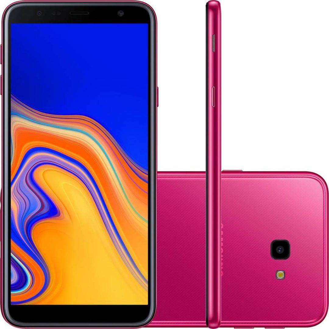 Celular Samsung J4 Plus - 32GB - Rosa
