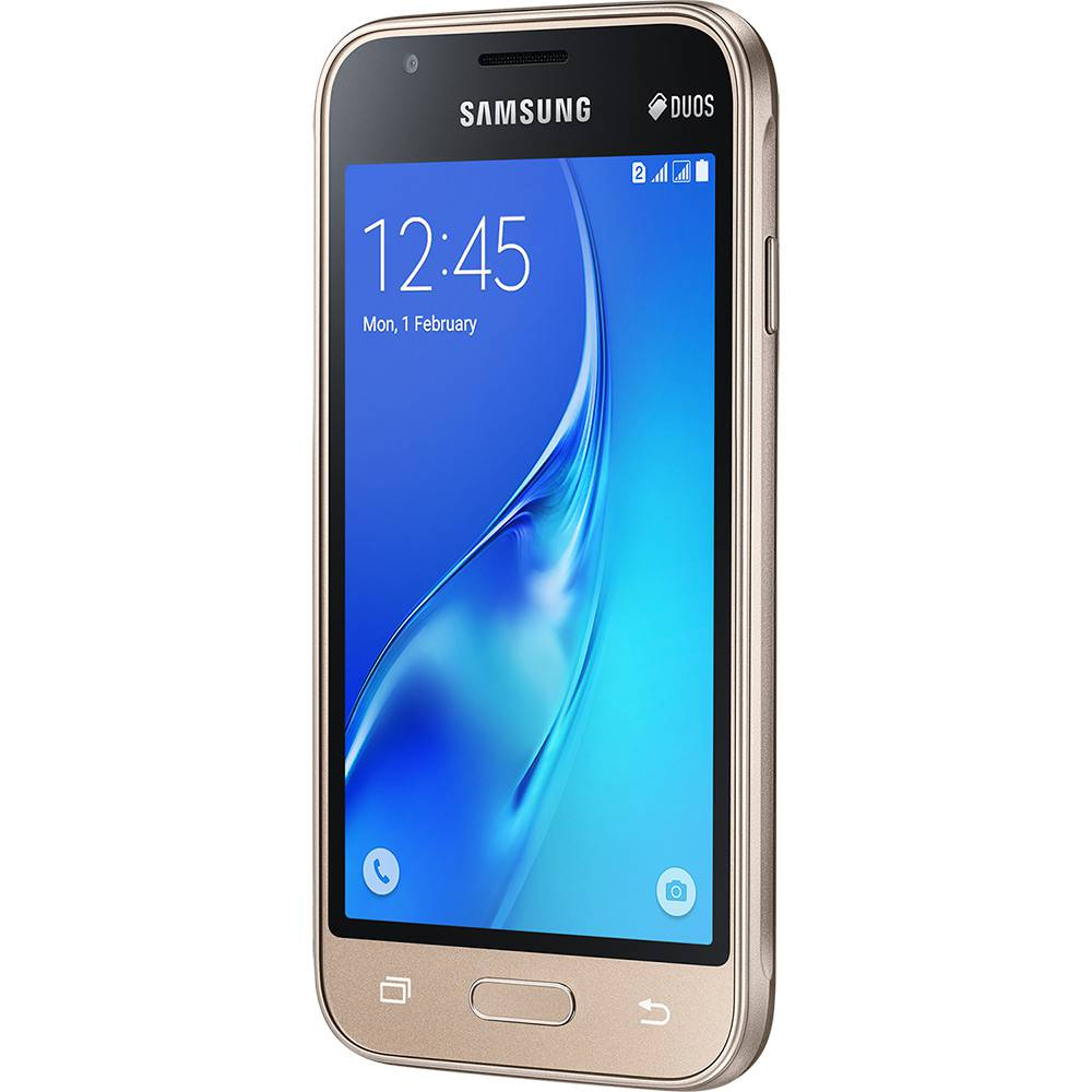 Smartphone Galaxy J1 Mini Dual Chip Android 5.1 Tela 4