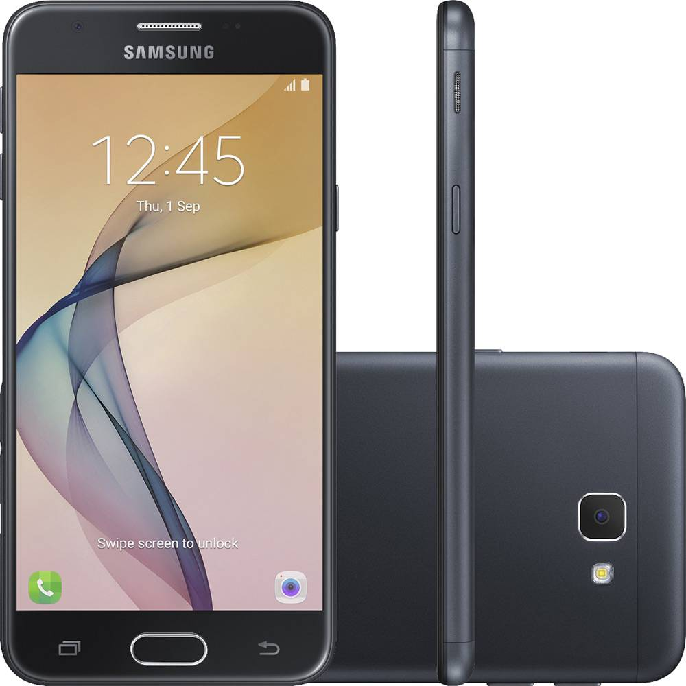 Smartphone Galaxy J5 Prime Dual Chip Android 6.0 Tela 5