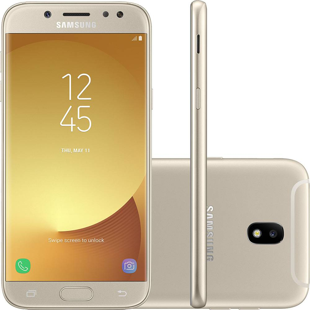 Smartphone Galaxy J5 Pro Dual Chip Android 7.0 Tela 5,2
