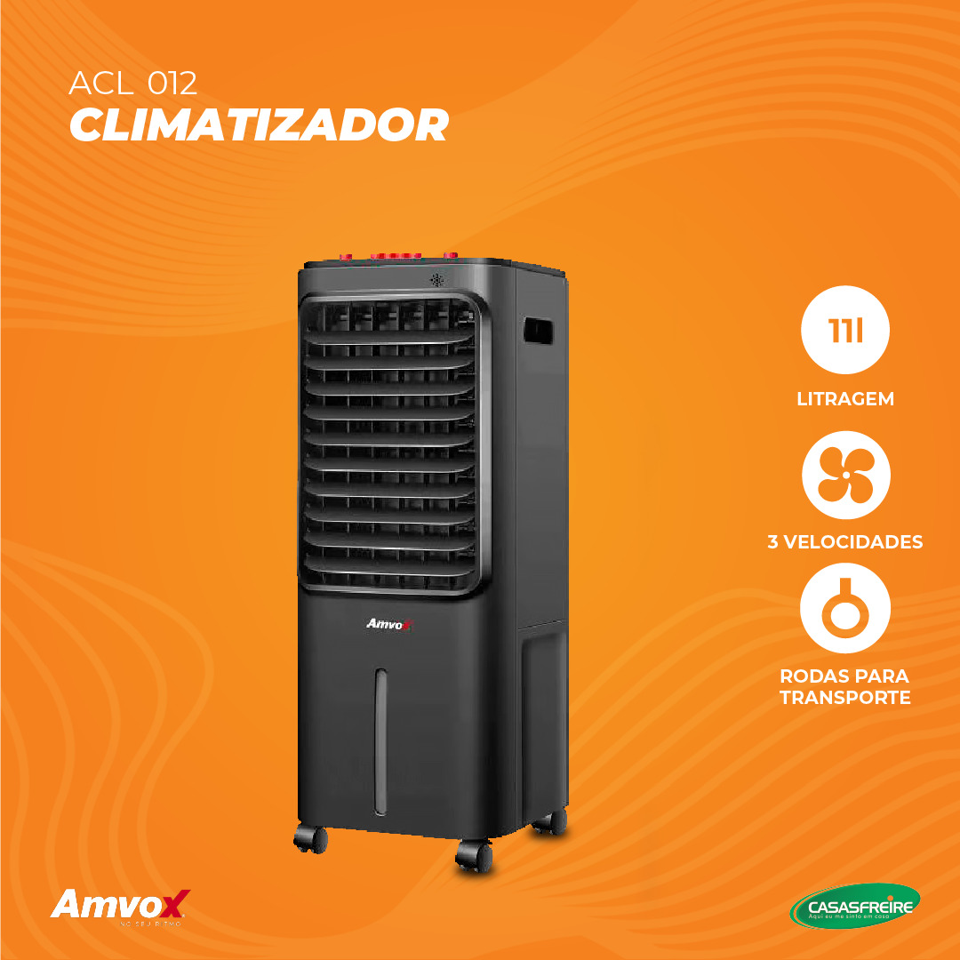Climatizador ACL 012 - Amvox - 127 Volts