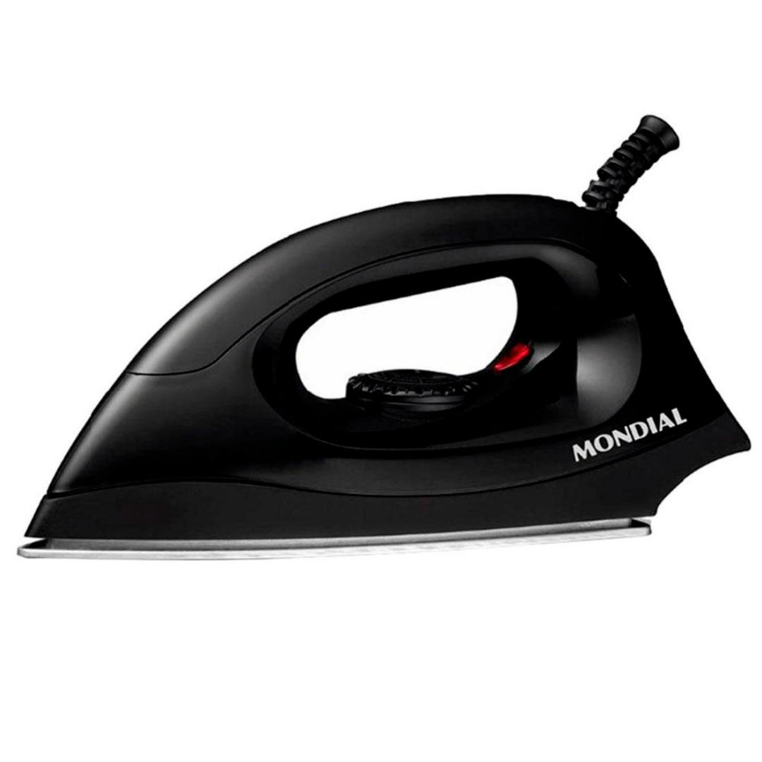 Ferro a Seco Maximus Black NF-11 - Mondial