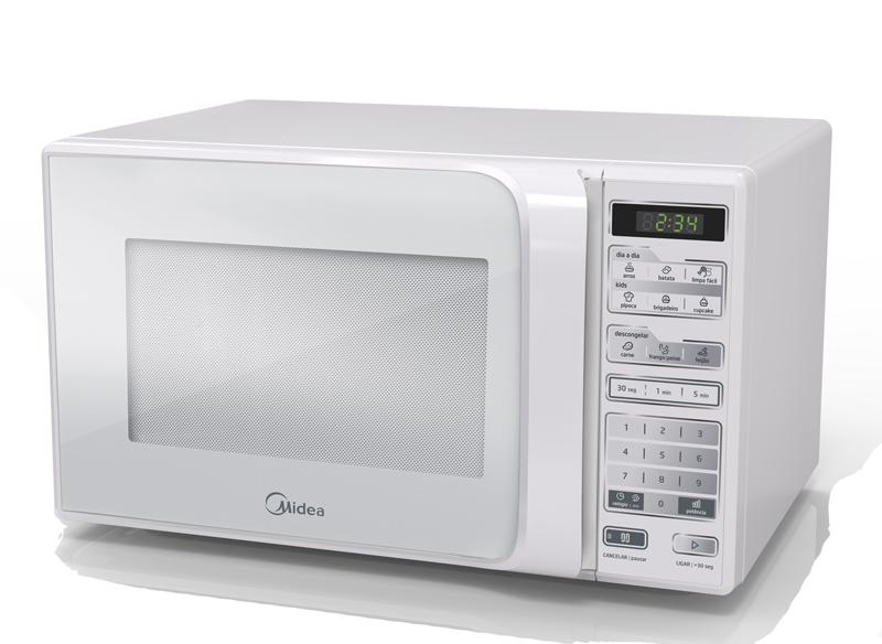 Forno Micro - ondas 20 Litros - Midea - 127 Volts
