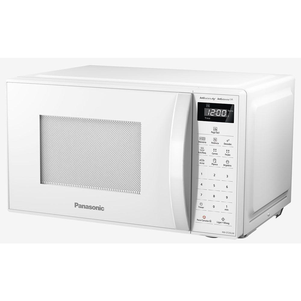 Forno Micro - ondas 21 Litros - Panasonic - 127 Volts