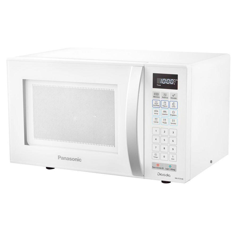 Forno Microondas 21 Litros - Panasonic - 220 Volts