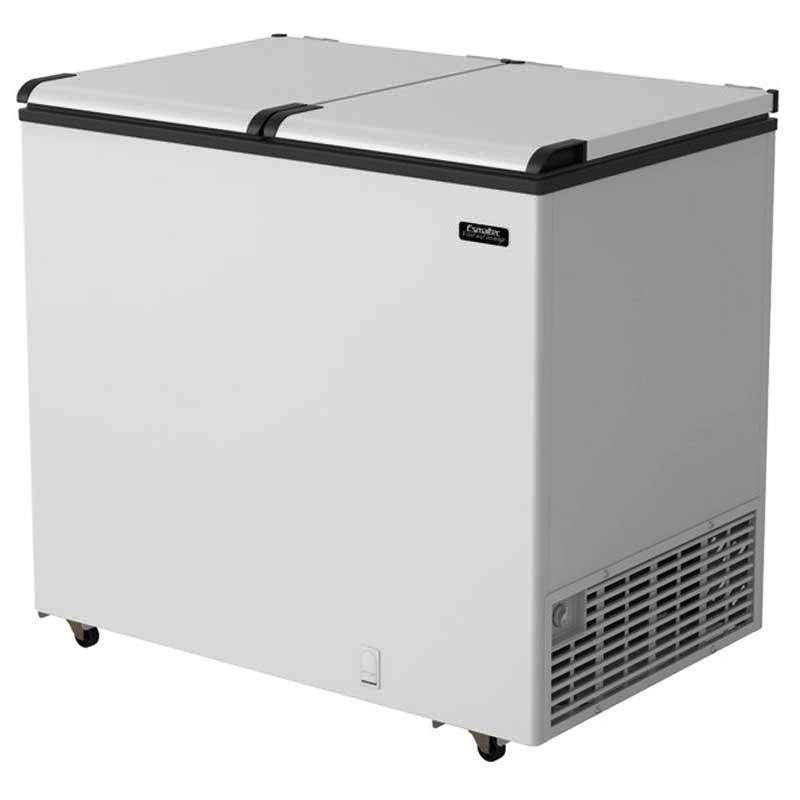Freezer Horizontal 325 Litros - Esmaltec - Branco - 220 Volts