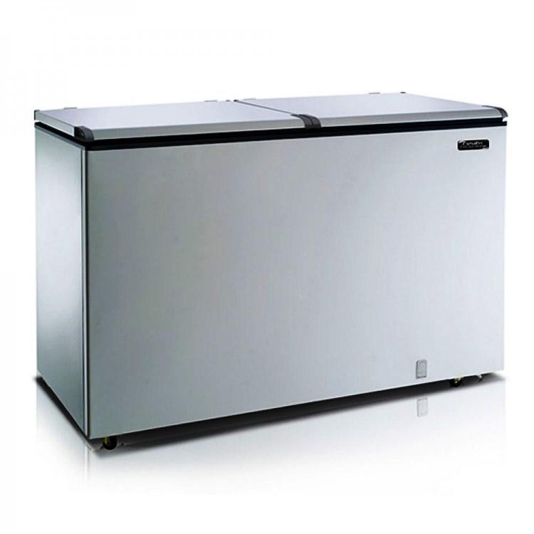 Freezer Horizontal 439 Litros - Esmaltec - Branco - 220 Volts