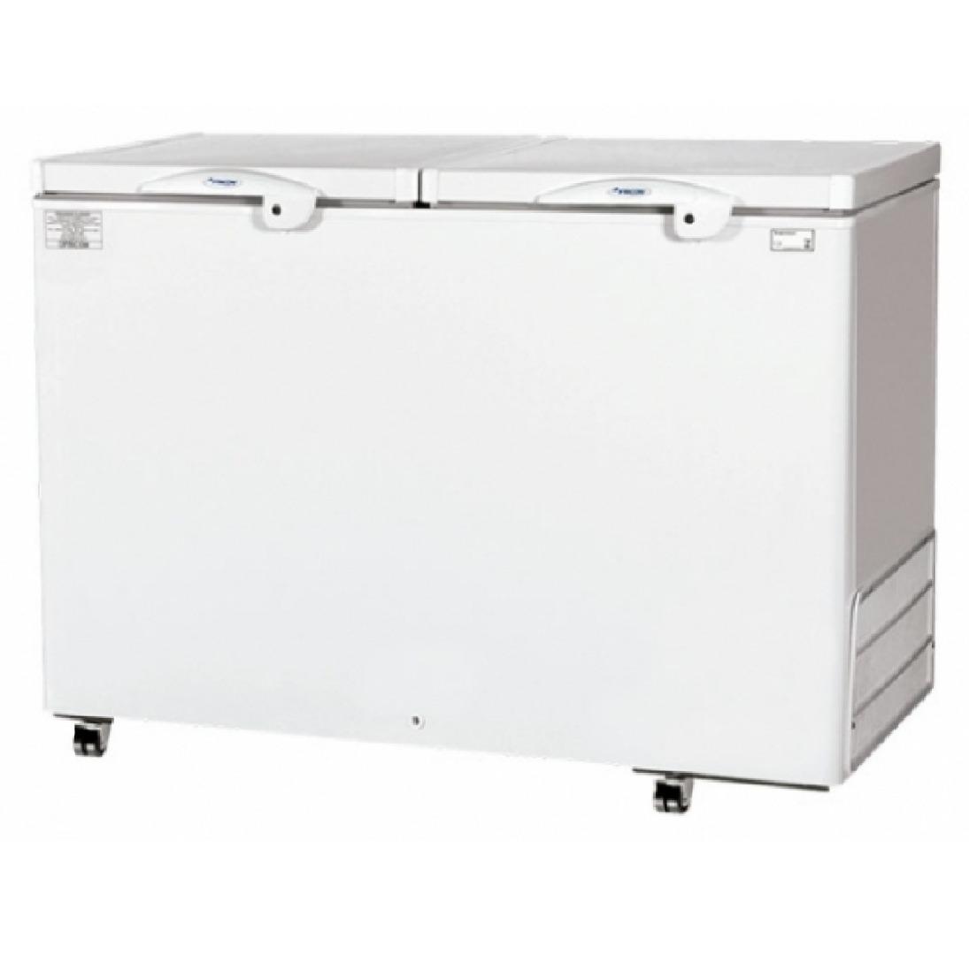 Freezer Horizontal Dupla Ação 127V HCED411 - 411 Litros - Fricon