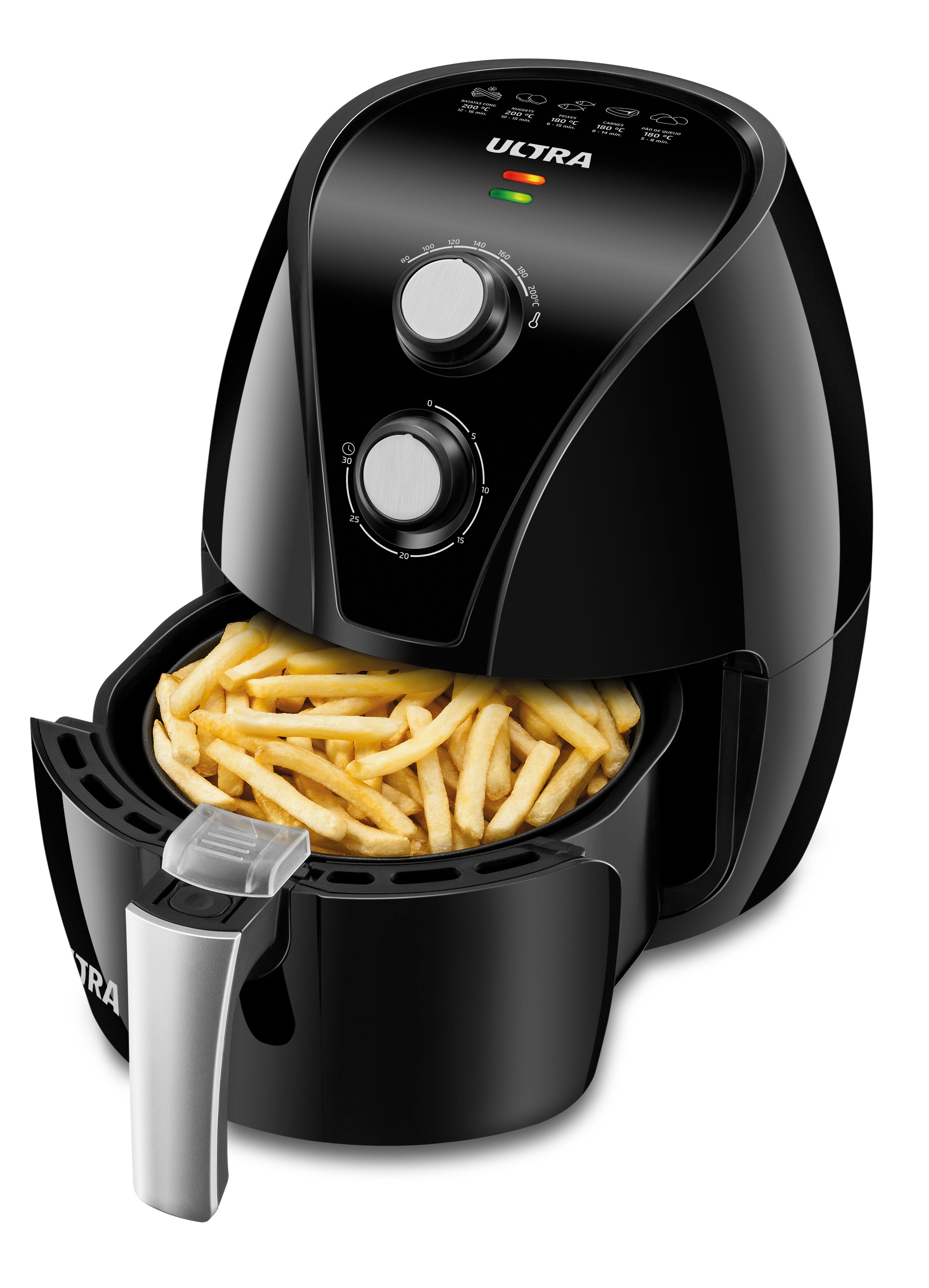 Fritadeira Sem Óleo Air Fryer - Ultra - 220V