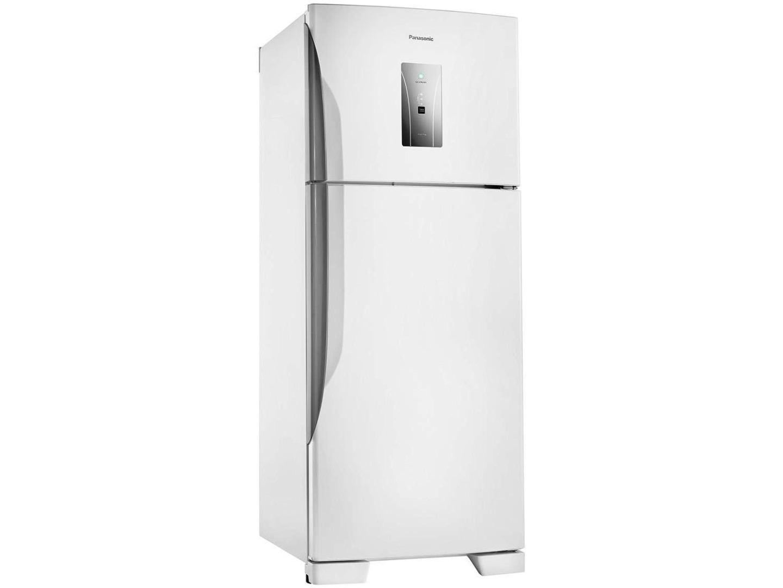 Geladeira/Refrigerador Frost Free - 435 Litros - Branco - Panasonic