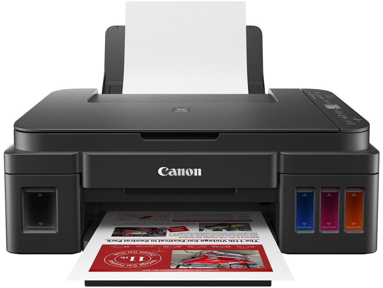 Impressora Multifuncional com Wi-Fi  - Canon