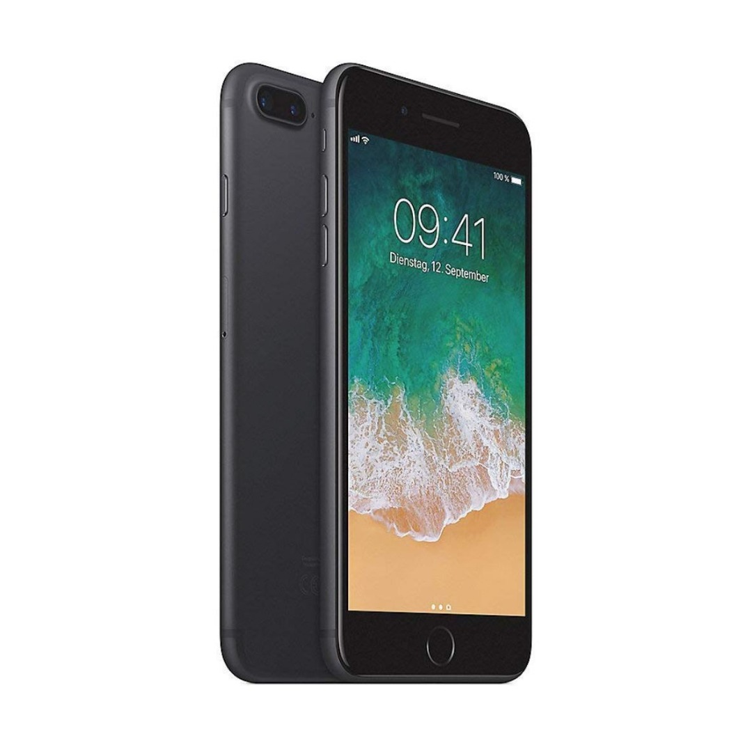 iPhone 7 Plus 128GB Preto Matte Tela Retina HD 5,5