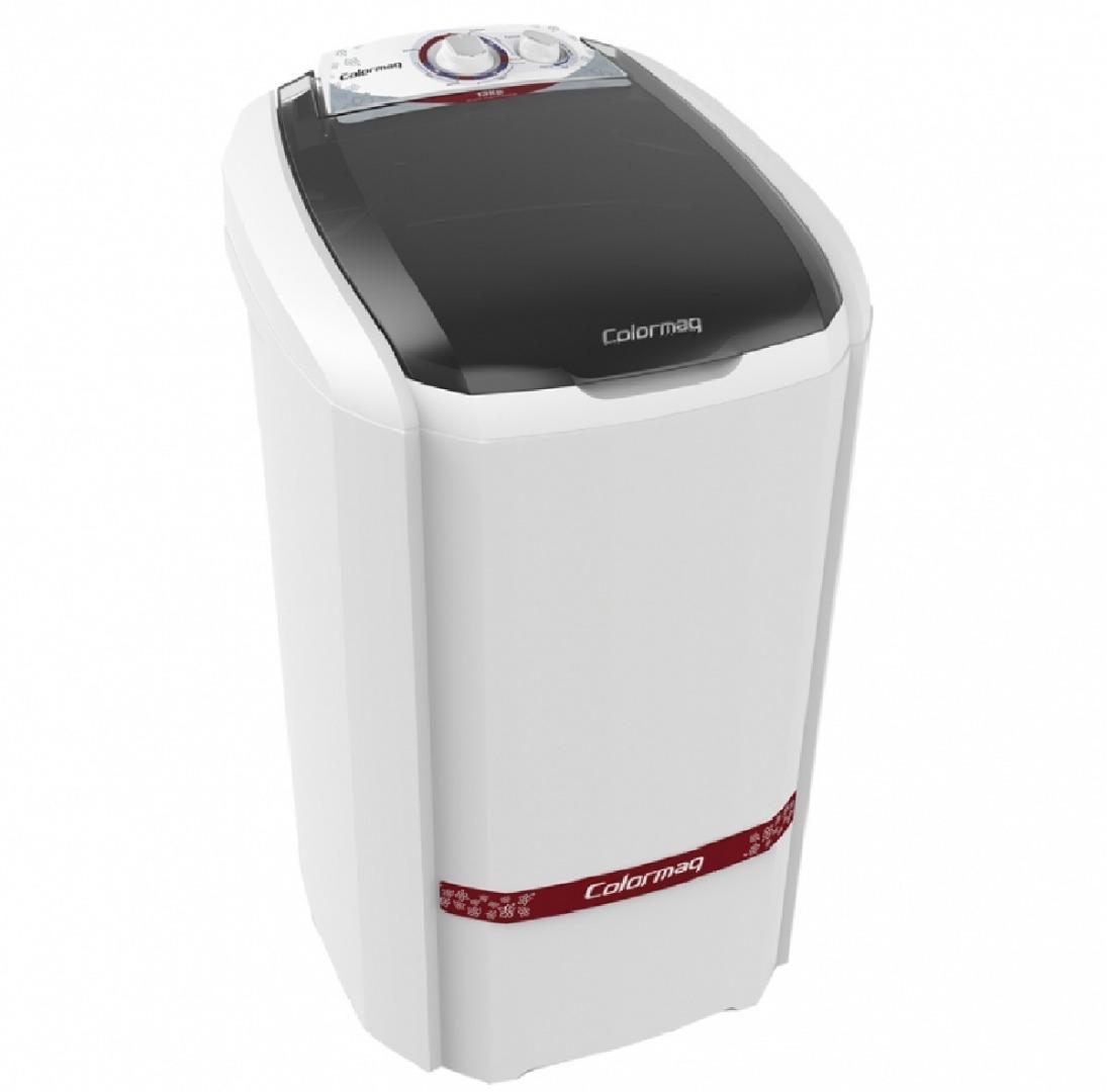 Lavadora de Roupas 127V Semiautomática 13Kg LCM13 com 5 Programas de Lavagem - Colormaq