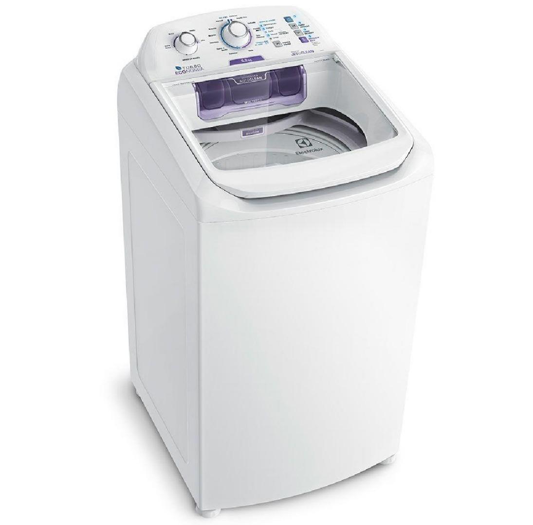 Lavadora de Roupas 8,5kg LAC09 Branca Turbo Economia 127V - Electrolux