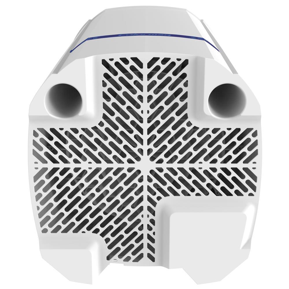 Lavadora de Roupas LCB 12kg com Batedor Central Branca/Azul - Colormaq