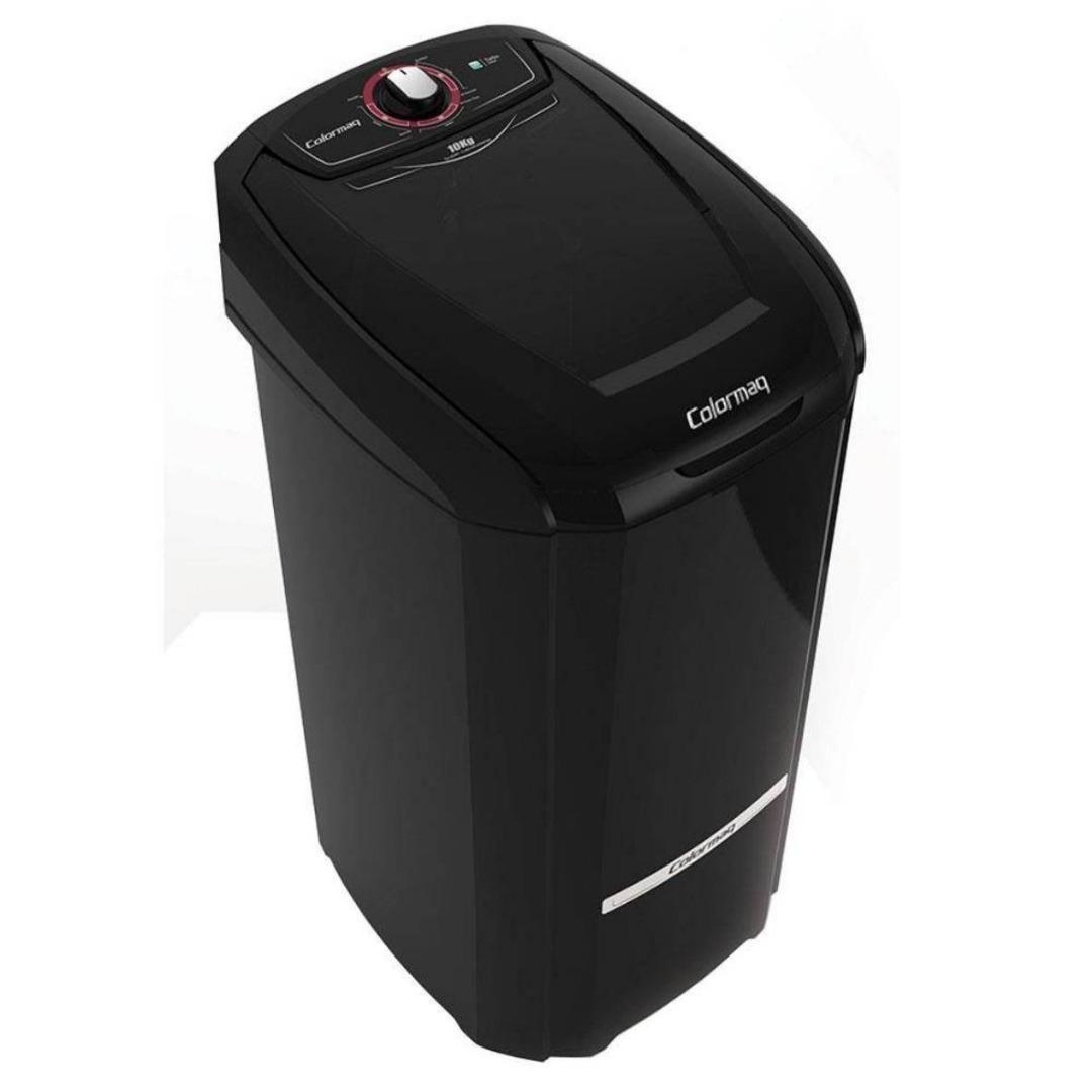 Lavadora Semi-automática 10KG LCB10 Preto - Colormaq
