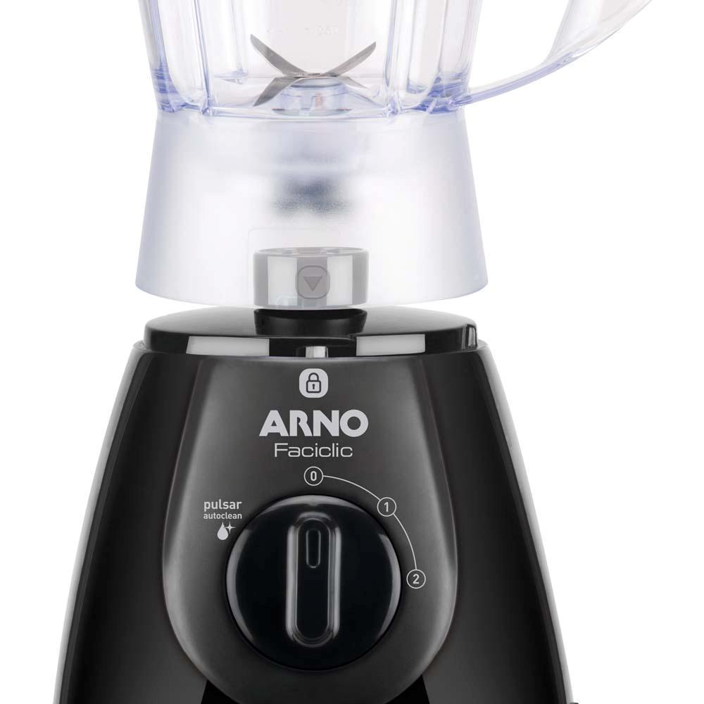 Liquidificador New Faciclic LN38 Preto - Arno