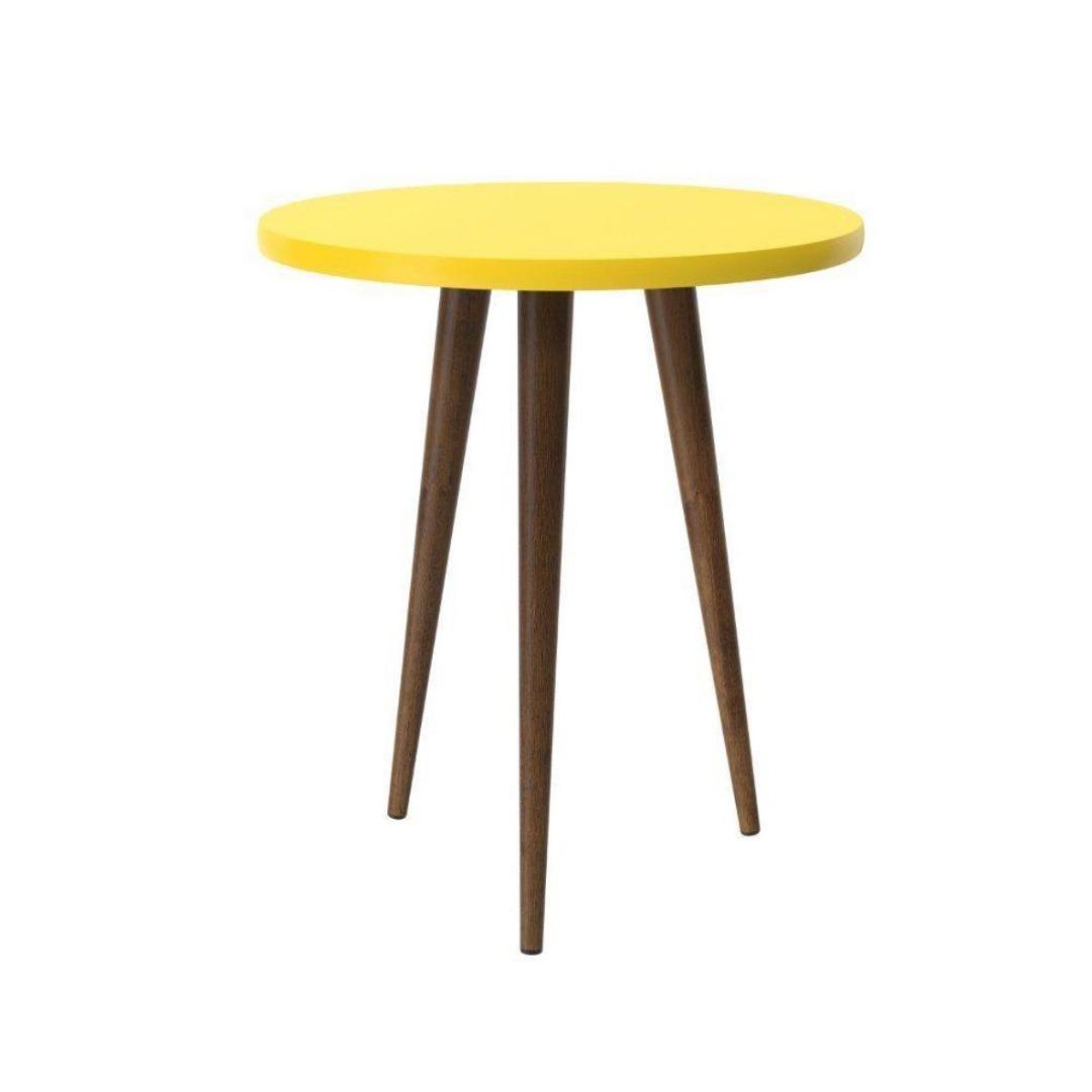 Mesa de Apoio Legs -  Patrimar - Amarelo