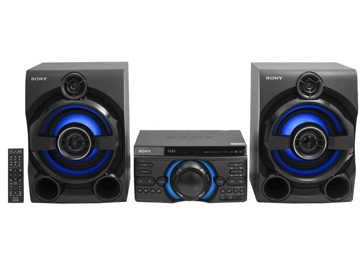 Mini System 1600W RMS - Sony