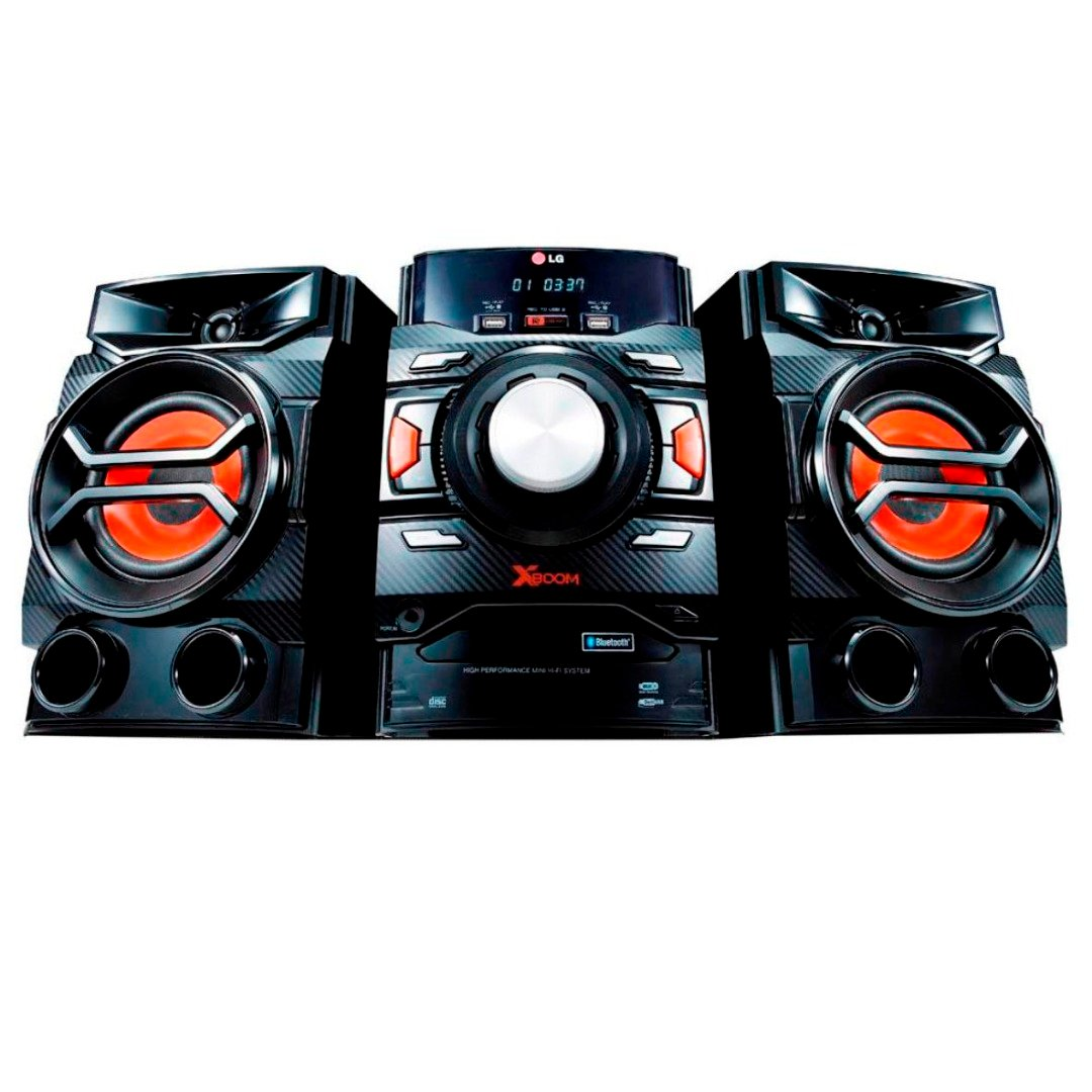 Mini System CM4350 com MP3, Multi - LG