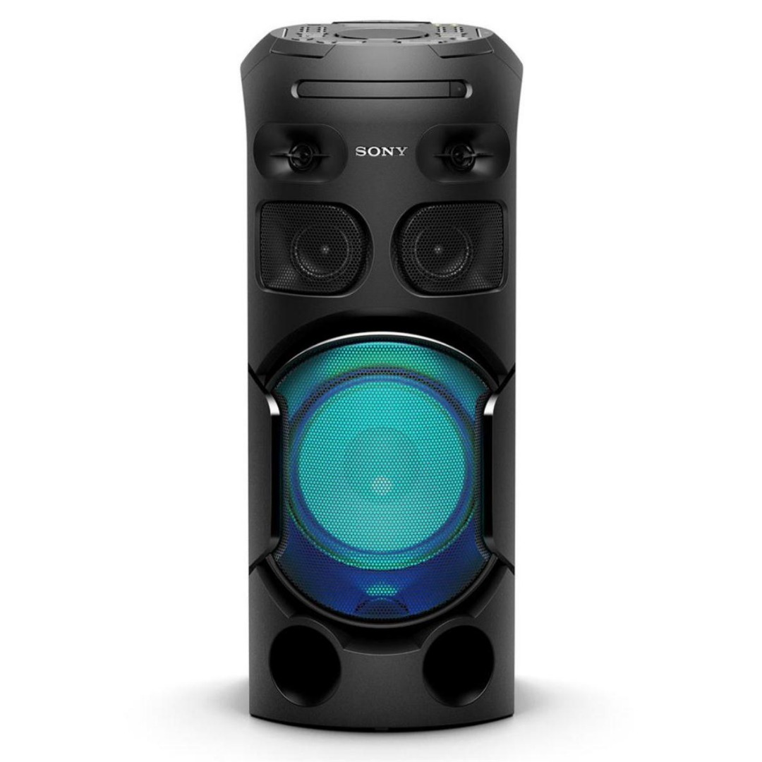 Mini System Torre Mega Bass - Sony