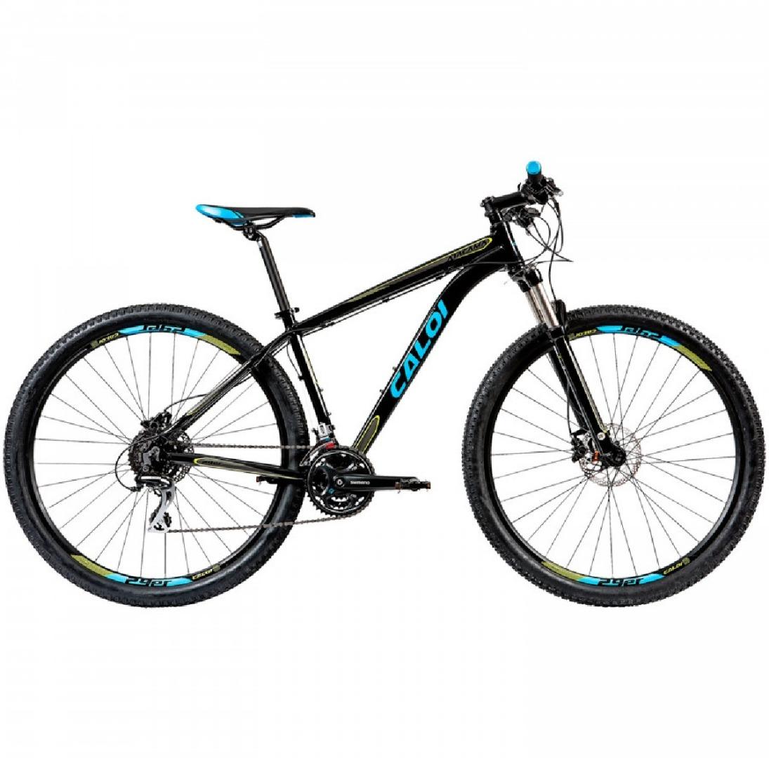 Mountain Bike Atacama - Aro 29 - Freio Hidráulico - Câmbio Shimano - 24 Marchas - Caloi