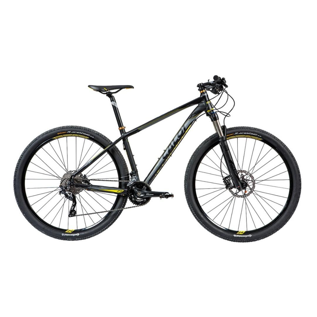 Mountain Bike Blackburn - Aro 29 - Freio Hidráulico - Câmbio Shimano - 20 Marchas - Caloi