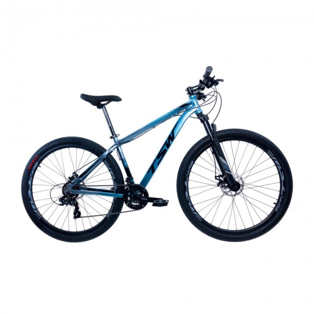Mountain Bike TSW Ride Azul/Cinza - Aro 29